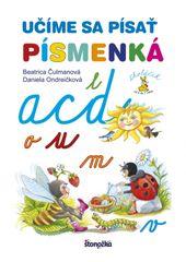 Učíme sa písať písmenká - Beatrica Čulmanová
