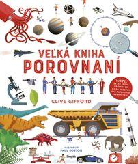 Veľká kniha porovnaní - Clive Gifford