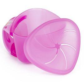 VITAL BABY - Detská miska Snackbox, ružová