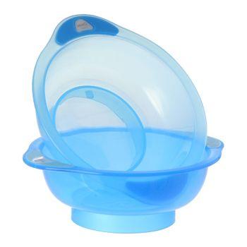 VITAL BABY - Dve misky Unbelievabowl - modrá