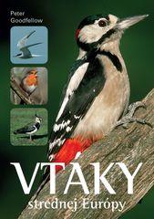 Vtáky strednej Európy - Peter Goodfellow