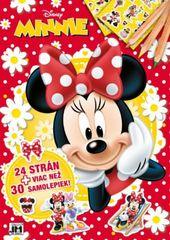 Vymaľovanka A4+/ Minnie - Disney