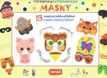 Vystrihovačky - Masky (CZ+SK)