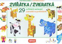 Vystrihovačky - Zvířátka/Zvieratká (CZ+SK)