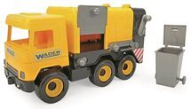 WADER - Middle Truck smetiar žltý v boxe 32123