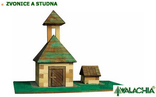 WALACHIA - Zvonica A Studňa