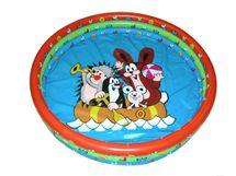 WIKY - Bazén detský Krtko 102 x 25cm