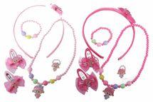 WIKY - Detské šperky set 5ks - náhodná