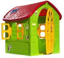 WIKY - Domček plastový, zelený 120cm