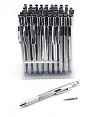 WIKY - Guľôčkové pero 6v1 - modrá