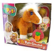 WIKY - Interaktívny kôň set veterinár 25cm
