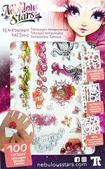 WIKY - Tetovanie Nebulous 3 druhy