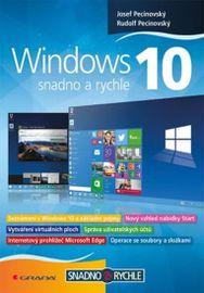 Windows 10 - Snadno a rychle - Rudolf, Josef Pecinovský, Pecinovský