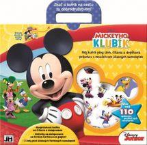 Zábavný kufrík/ Mickeyho klubík - Disney