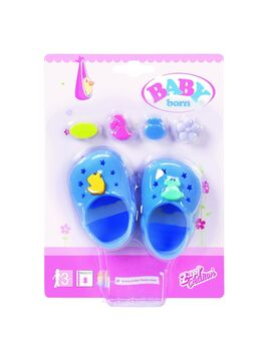 ZAPF - Baby Born Gumové sandálky, 6 druhov