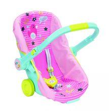ZAPF - Baby born Prenosná sedačka s kolieskami