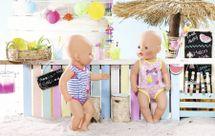 ZAPF CREATION - BABY Born Plavky 824580