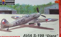 ZBYTKY - Avia S-199 Early