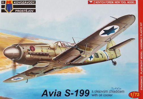 ZBYTKY - Avia S-199 Izrael/Cs