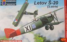 ZBYTKY - Letov Š-20 Late