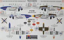 ZBYTKY - P-51B Malcolm