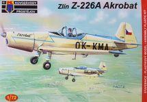 ZBYTKY - Zlin Z-226A Akrobat