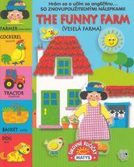 Znovupoužiteľné nálepky: Veselá farma (The funny farm)