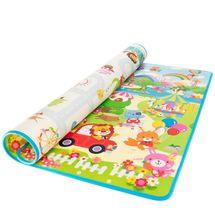 ZOPA - Penová podložka Play Maxi 200*180 cm, Cirkus/cesta