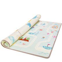 ZOPA - Penová podložka Play Maxi 200*180 cm, Vodní svět/zvířata