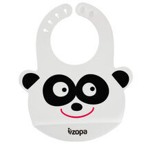 Zopa - Silikónový podbradník, Panda