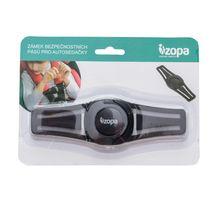 Zopa - Zámok bezpečnostných pásov pre autosedačky