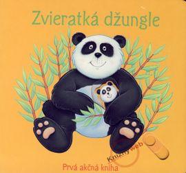 Zvieratká džungle - Prvá akčná kniha - Kolektív