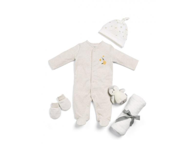c0601253a MAMAS & PAPAS - Darčeková sada pre novorodencov Bundle of Joy béžová