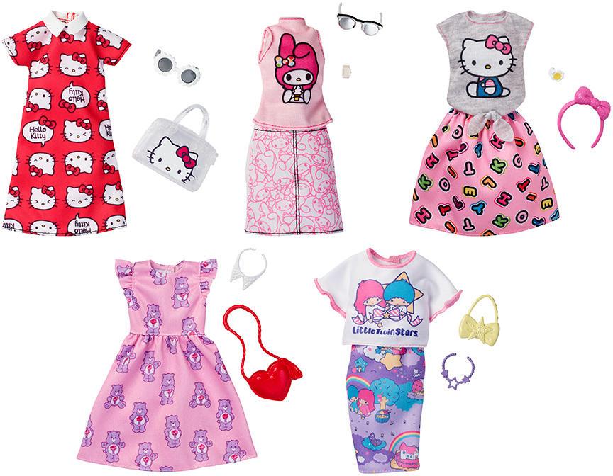 MATTEL - Barbie Tématické Oblečenie A Doplnky Asst - Market24.sk f52535fe32e