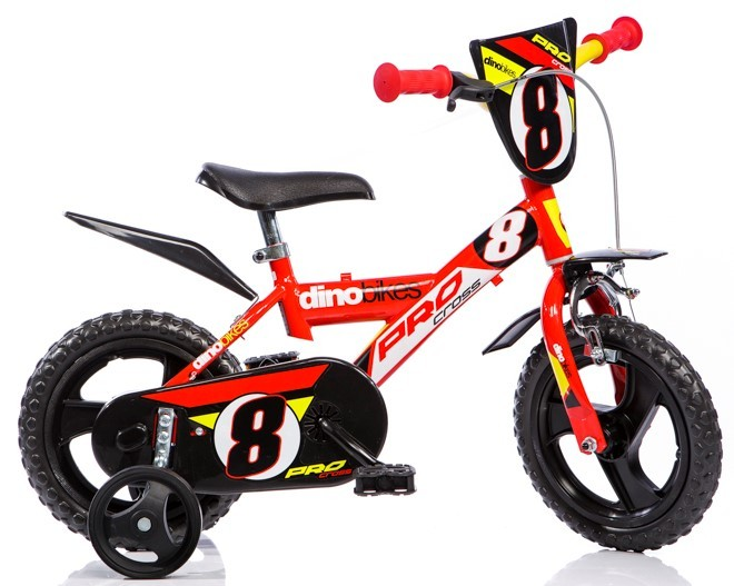 99c22b26a8256 DINO BIKES - Detský bicykel Dino 123GLN - 12 - Market24.sk