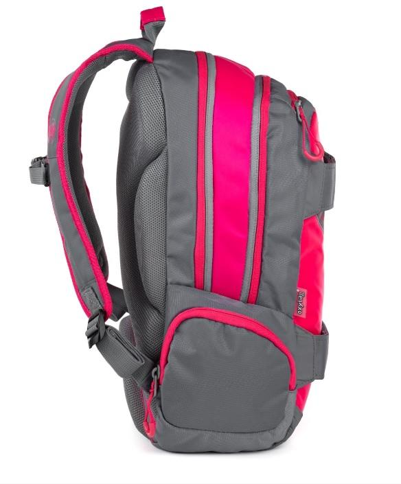 9d0cb073c9 KARTON PP - Študentský batoh OXY Šport NEON LINE Pink 46cm - Market24.sk