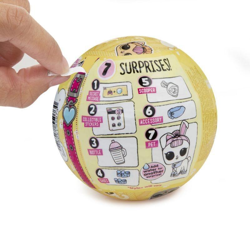 Výsledok vyhľadávania obrázkov pre dopyt lol surprise lopta doll ball