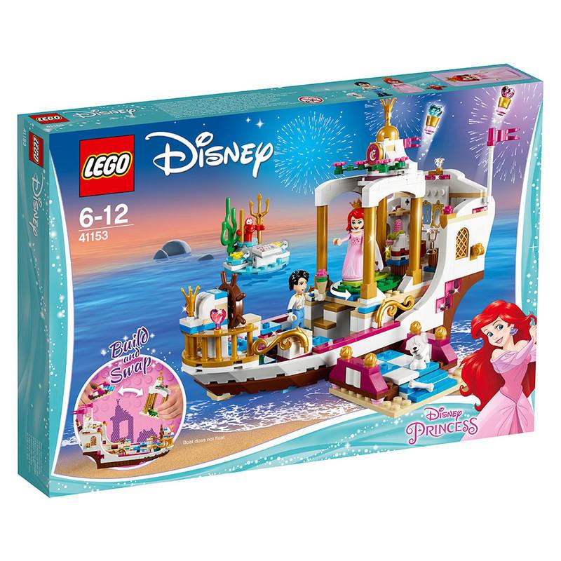 b035b57b72 LEGO - Arielin Kráľovský Čln Na Oslavy - Market24.sk