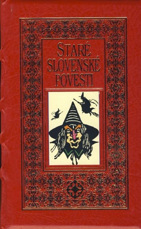 ee385633b Staré slovenské povesti II. (červené) - Jozef Michaláč - Market24.sk