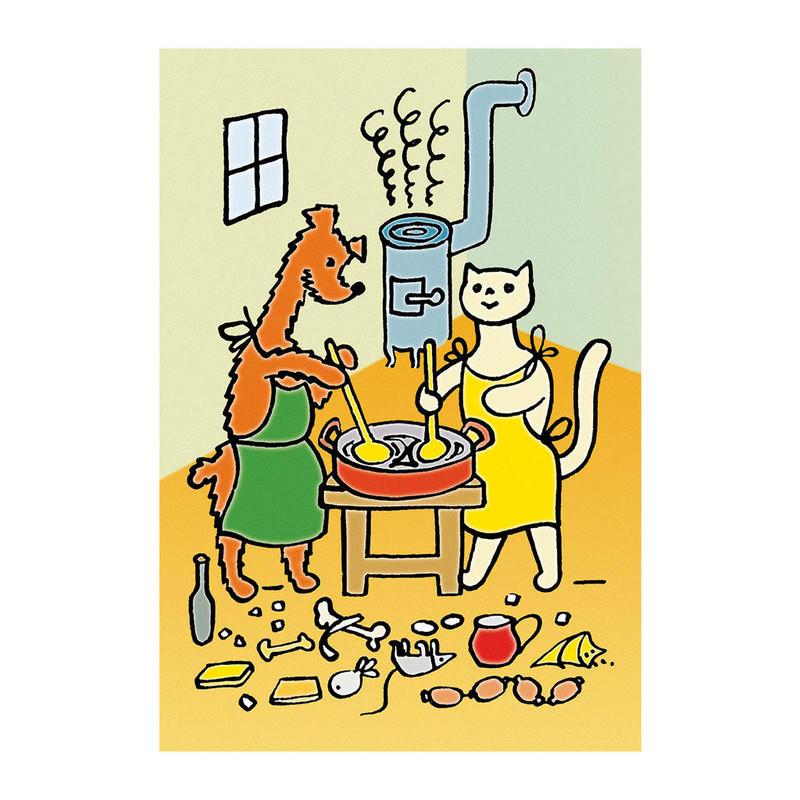 Koláž mačička pics