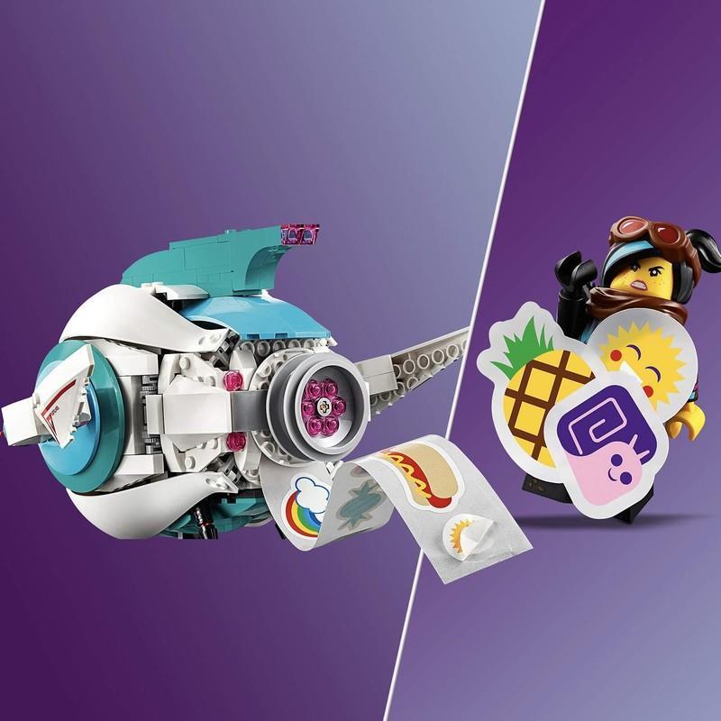 672571c0e LEGO - Movie 2 70830 Hviezdna loď generálky Mayhem! - Market24.sk