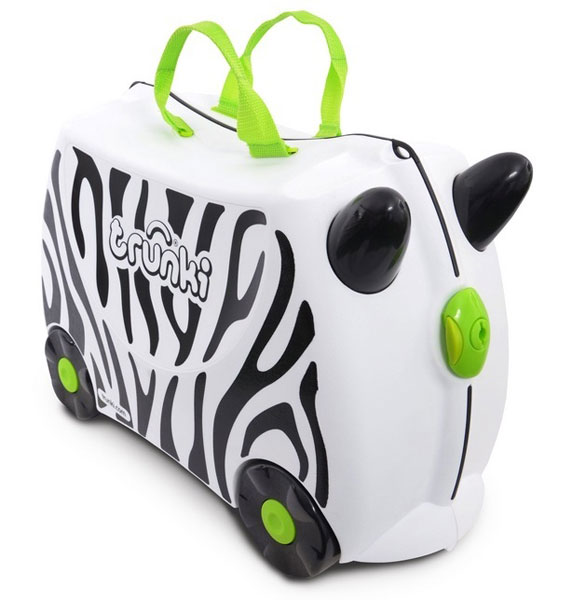 80351df179e5f TRUNKI - Cestovný kufrík TRUNKI - Zebra - Market24.sk