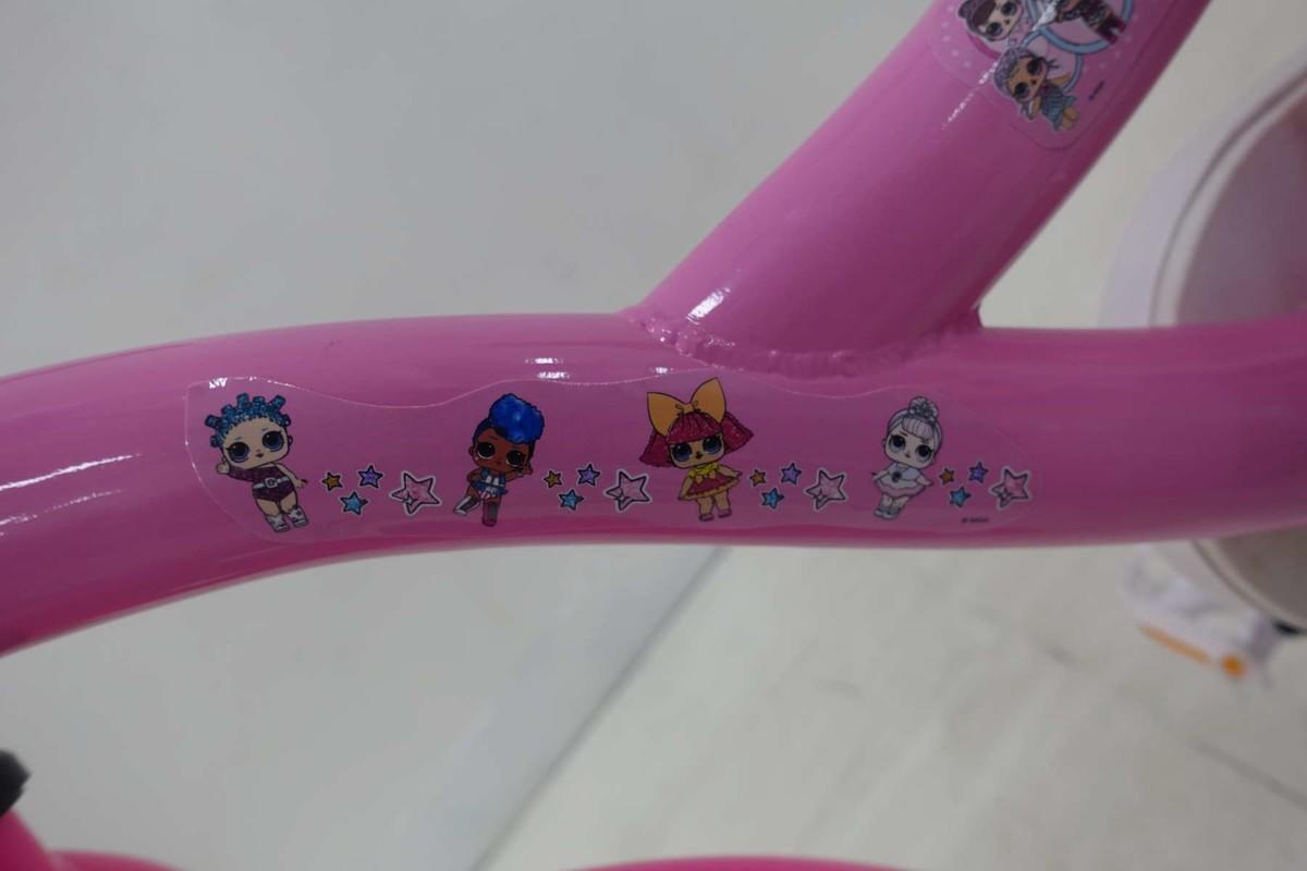 VOLARE - Detský bicykel pre dievčatá 8a8bcd2c5bb