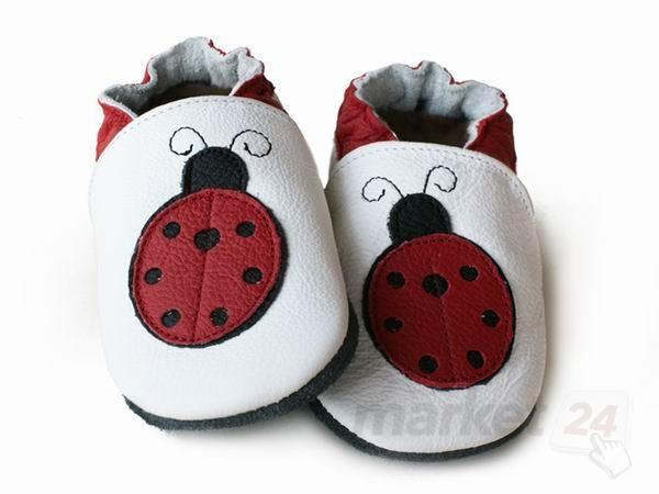 c0051a6536cbd LILIPUTI - Topánky Miss Ladybug - veľkosť L (18-24 mesiacov ...