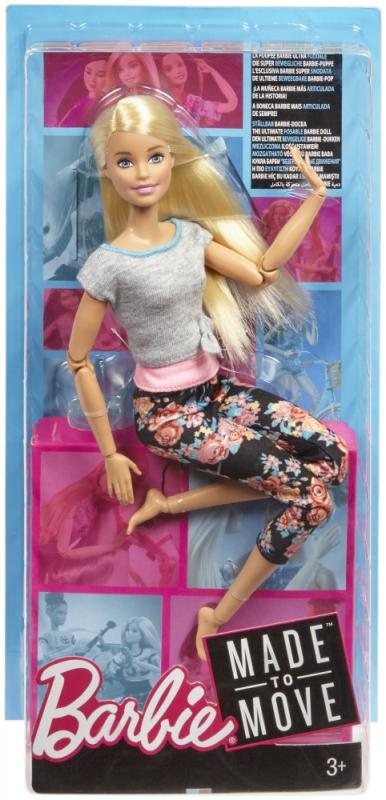MATTEL - Barbie v pohybe 2018 - Market24.sk 4223e175953
