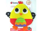 SASSY - Knižka s aktivitami sliepočka