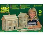 WALACHIA - Drevená stavebnica - Vario 209 ks