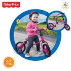 SMART TRIKE - 105 Detské odrážadlo Running Bike 2v1 ružové