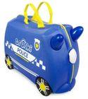 TRUNKI - Cestovný kufrík TRUNKI - Policajné auto - PERCY