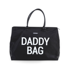 CHILDHOME - Prebaľovacia taška  Daddy Bag Big Black